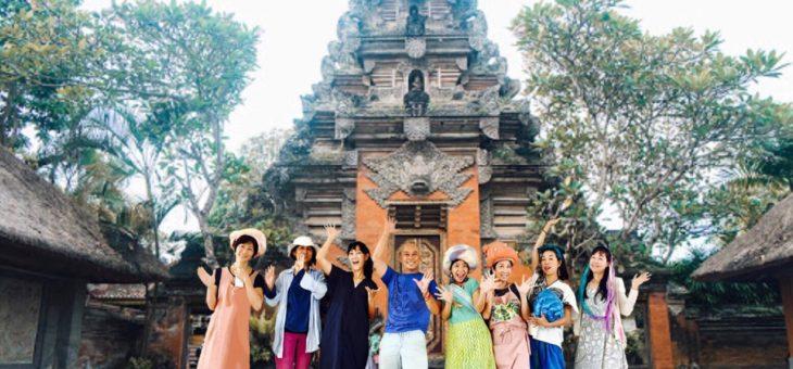 2018年夏、やどかり一座、インドネシアへ!!