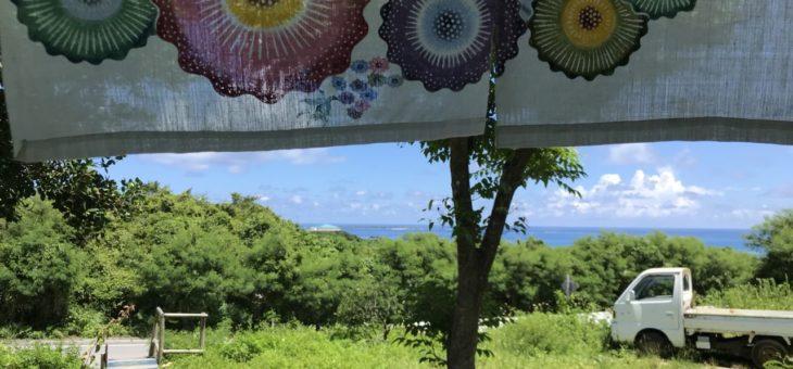 沖縄に戻りました!